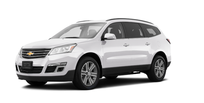 2016 Chevrolet Traverse 2LT | Photo 6 | Summit White