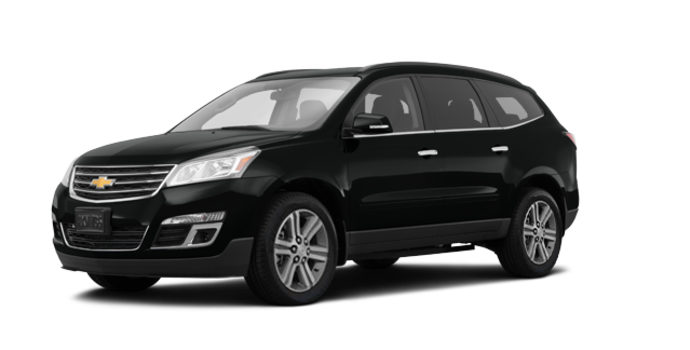 2016 Chevrolet Traverse 2LT | Photo 6 | Mosaic Black Metallic