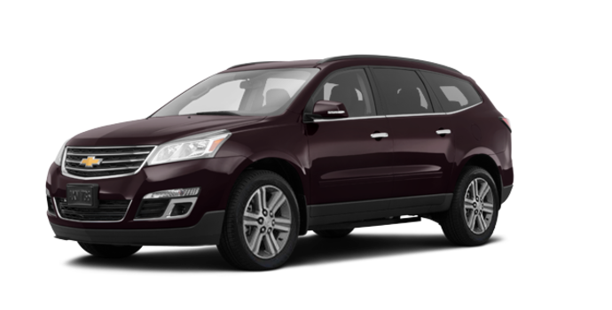 2016 Chevrolet Traverse 2LT | Photo 6 | Sable Metallic