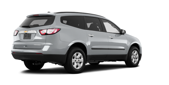 2016 Chevrolet Traverse LS | Photo 5 | Silver Ice Metallic