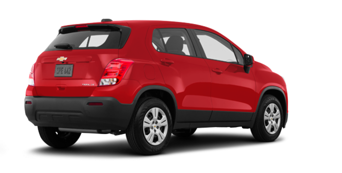 2016 Chevrolet Trax LS | Photo 5 | Red Hot