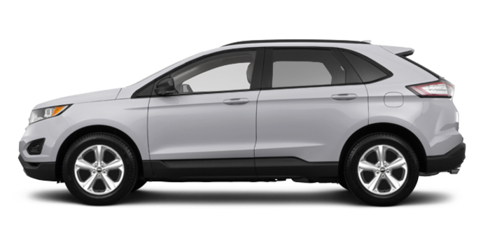 2016 Ford Edge SE | Photo 4 | Ingot Silver