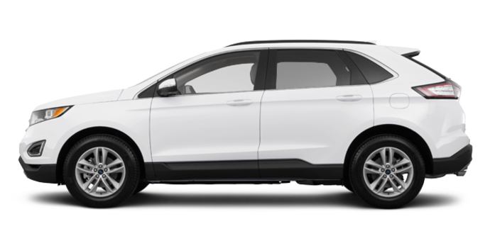 2016 Ford Edge SEL | Photo 4 | White Platinum