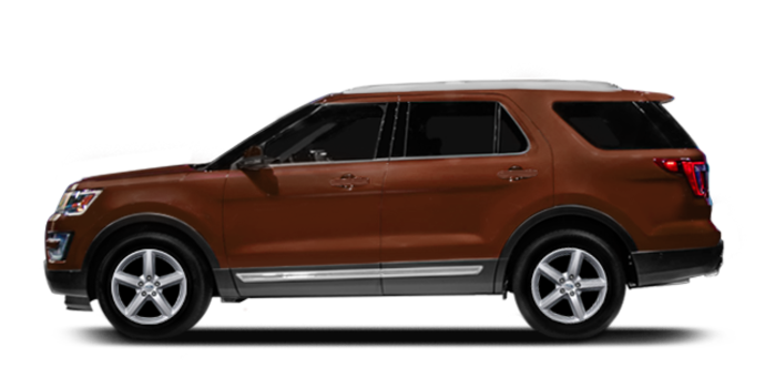 2016 Ford Explorer XLT | Photo 4 | Bronze Fire
