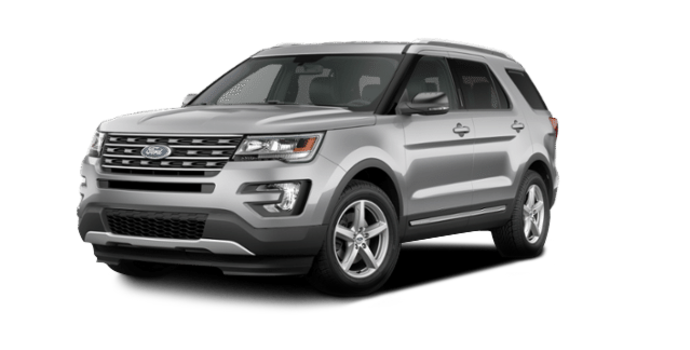 2016 Ford Explorer XLT | Photo 6 | Ingot Silver