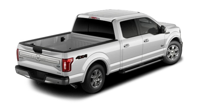 2016 Ford F-150 KING RANCH | Photo 5 | White Platinum