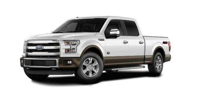 2016 Ford F-150 KING RANCH | Photo 6 | Oxford White/Caribou