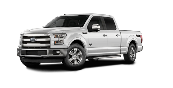 2016 Ford F-150 KING RANCH | Photo 6 | White Platinum