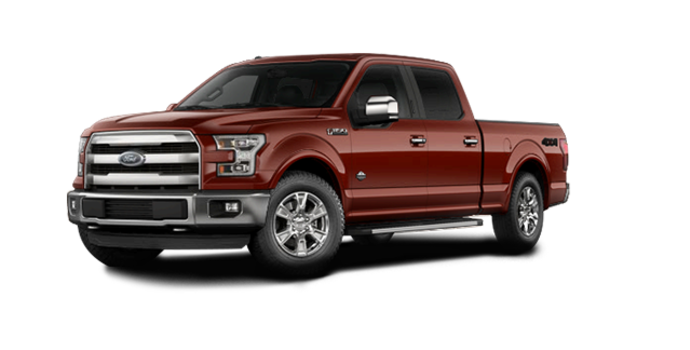 2016 Ford F-150 KING RANCH | Photo 6 | Bronze Fire