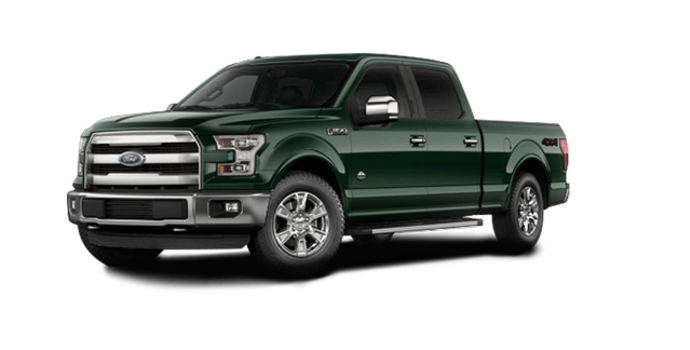 2016 Ford F-150 KING RANCH | Photo 6 | Green Gem