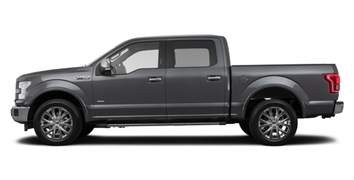 2016 Ford F-150 LARIAT | Photo 4 | Magnetic