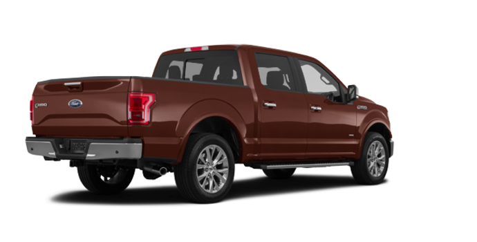2016 Ford F-150 LARIAT | Photo 5 | Bronze Fire