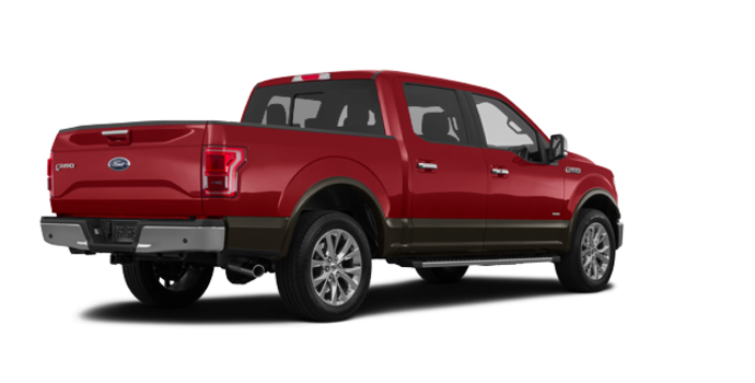 2016 Ford F-150 LARIAT | Photo 5 | Ruby Red/Caribou