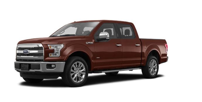 2016 Ford F-150 LARIAT | Photo 6 | Bronze Fire