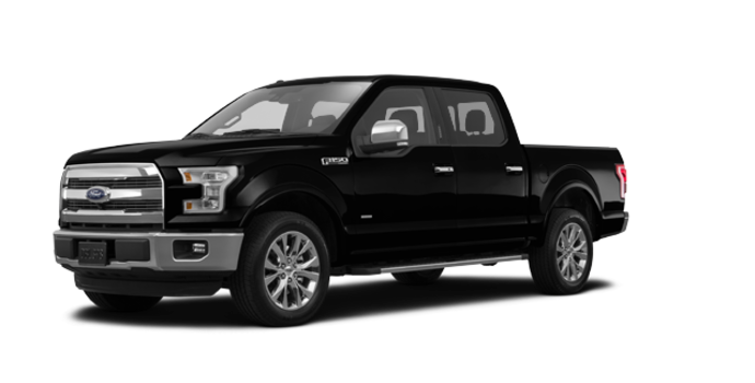 2016 Ford F-150 LARIAT | Photo 6 | Shadow Black