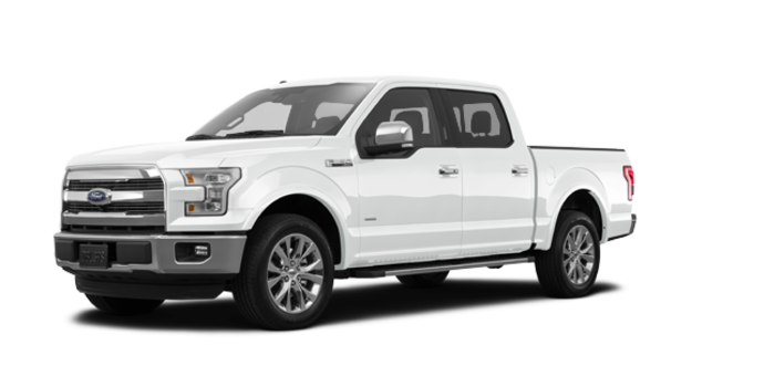 2016 Ford F-150 LARIAT | Photo 6 | Oxford White