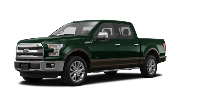 2016 Ford F-150 LARIAT | Photo 6 | Green Gem/Caribou
