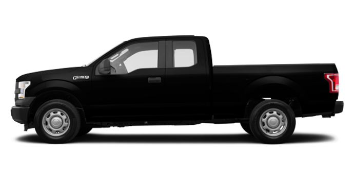 2016 Ford F-150 XL | Photo 4 | Shadow Black