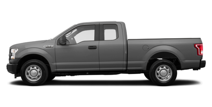 2016 Ford F-150 XL | Photo 4 | Lithium Grey