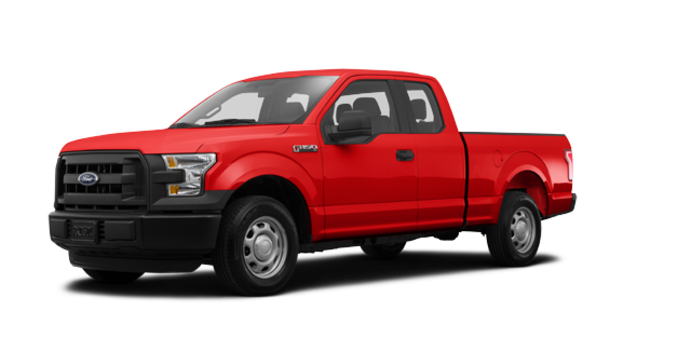 2016 Ford F-150 XL | Photo 6 | Race Red