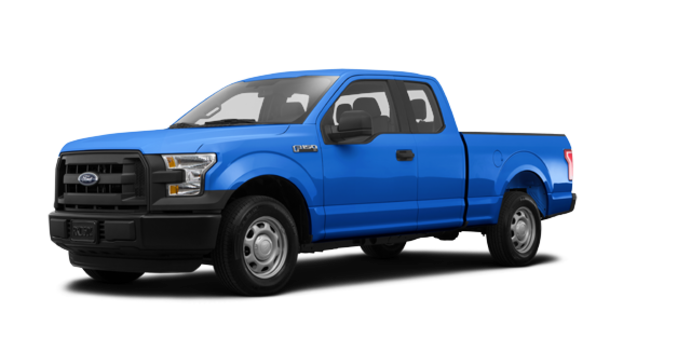 2016 Ford F-150 XL | Photo 6 | Blue Flame