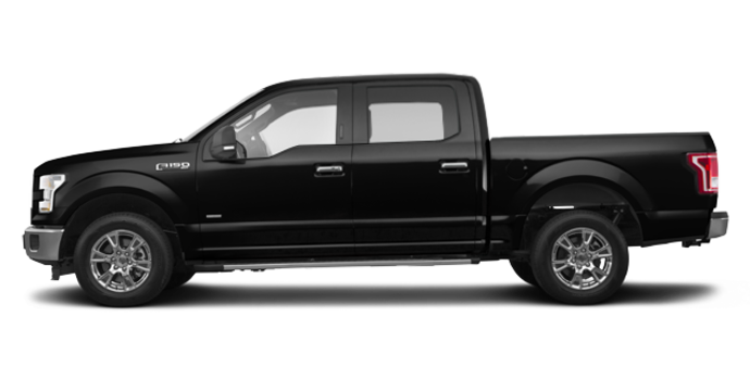 2016 Ford F-150 XLT | Photo 4 | Shadow Black
