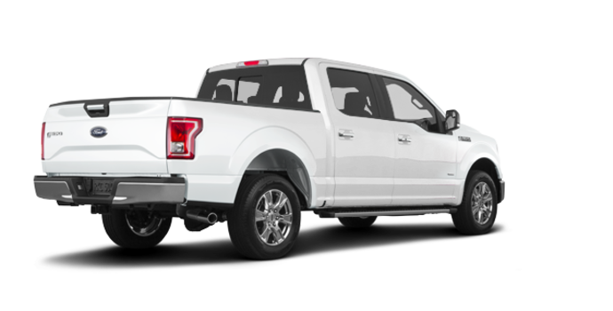 2016 Ford F-150 XLT | Photo 5 | Oxford White