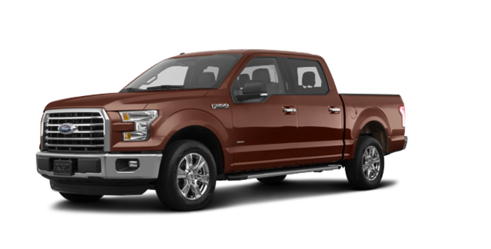 2016 Ford F-150 XLT | Photo 6 | Bronze Fire