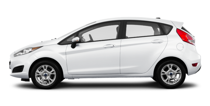 2016 Ford Fiesta SE HATCHBACK | Photo 4 | White Platinum