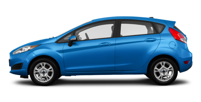 2016 Ford Fiesta SE HATCHBACK | Photo 4 | Blue Candy