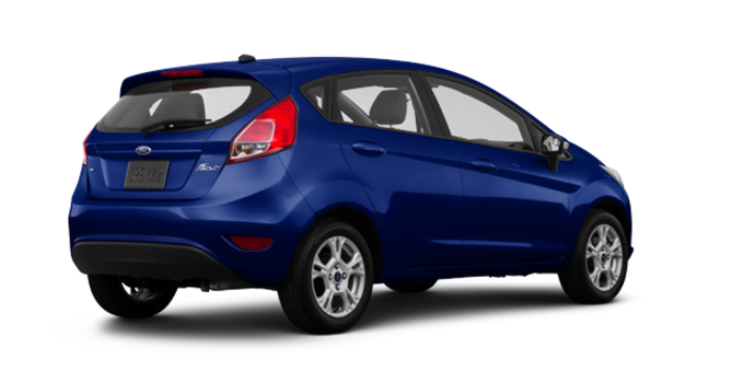 2016 Ford Fiesta SE HATCHBACK | Photo 5 | Kona Blue