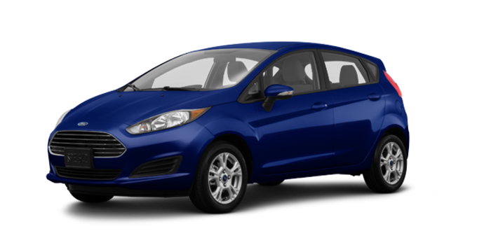 2016 Ford Fiesta SE HATCHBACK | Photo 6 | Kona Blue