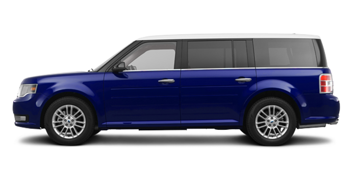 2016 Ford Flex SEL | Photo 4 | Kona Blue