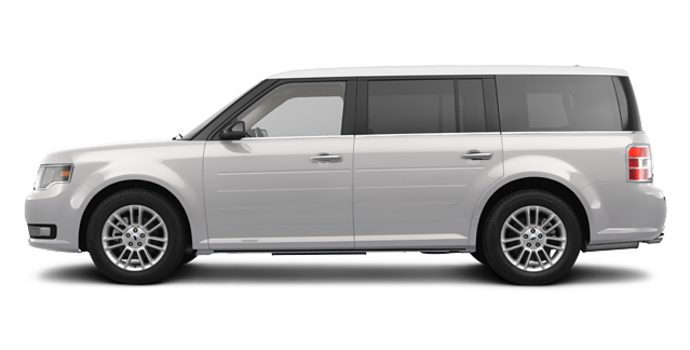 2016 Ford Flex SEL | Photo 4 | Oxford White