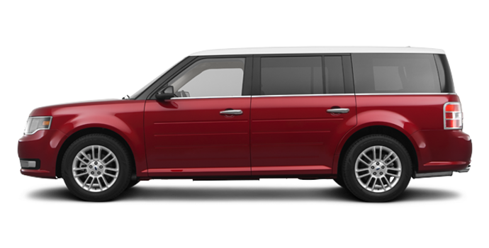2016 Ford Flex SEL | Photo 4 | Ruby Red