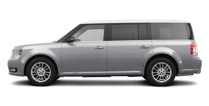 2016 Ford Flex SEL | Photo 4 | Ingot Silver