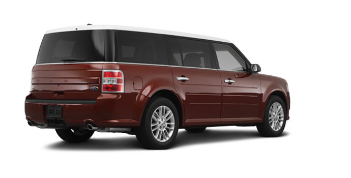 2016 Ford Flex SEL | Photo 5 | Bronze Fire