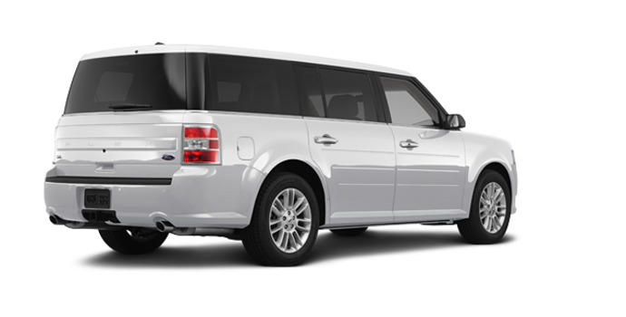 2016 Ford Flex SEL | Photo 5 | White Platinum