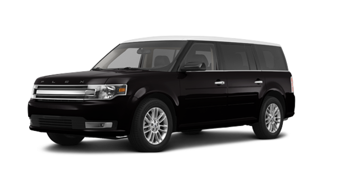 2016 Ford Flex SEL | Photo 6 | Shadow Black