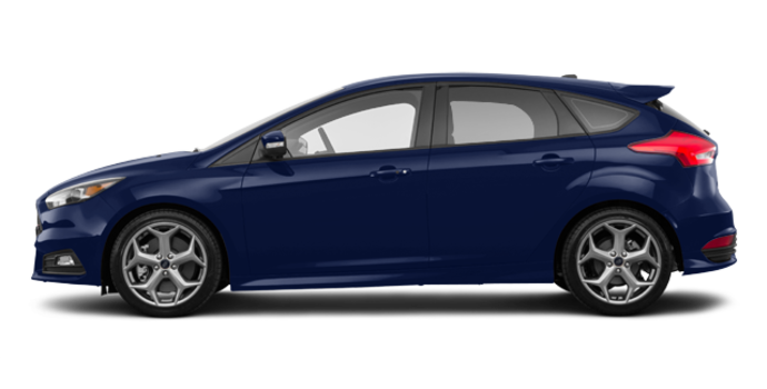 2016 Ford Focus Hatchback ST | Photo 4 | Kona Blue Metallic