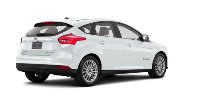2016 Ford Focus electric BASE | Photo 5 | Oxford White