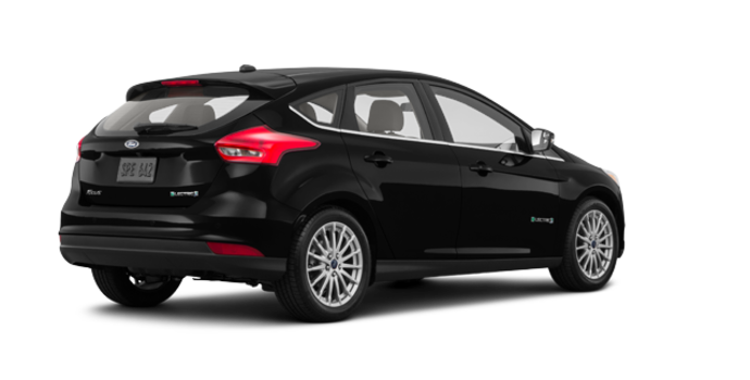 2016 Ford Focus electric BASE | Photo 5 | Shadow Black
