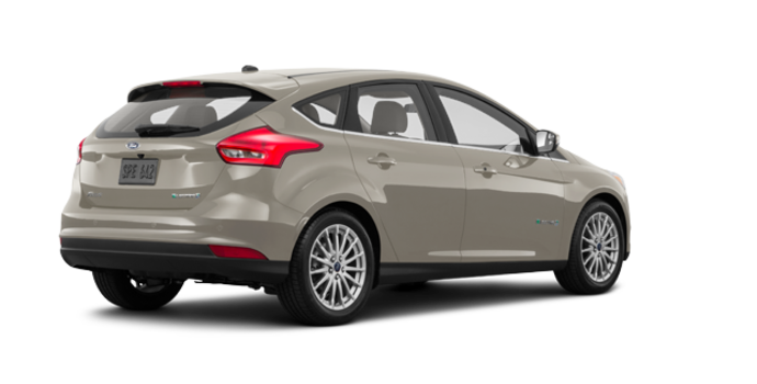 2016 Ford Focus electric BASE | Photo 5 | Tectonic Metallic
