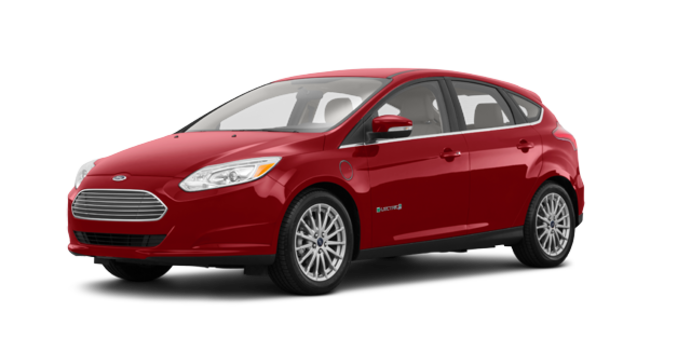 2016 Ford Focus electric BASE | Photo 6 | Ruby Red Metallic