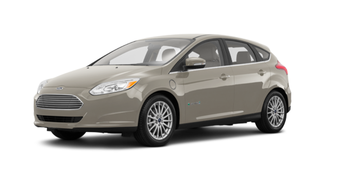 2016 Ford Focus electric BASE | Photo 6 | Tectonic Metallic