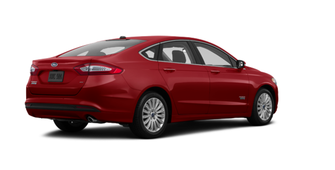 2016 Ford Fusion Energi SE | Photo 5 | Ruby Red