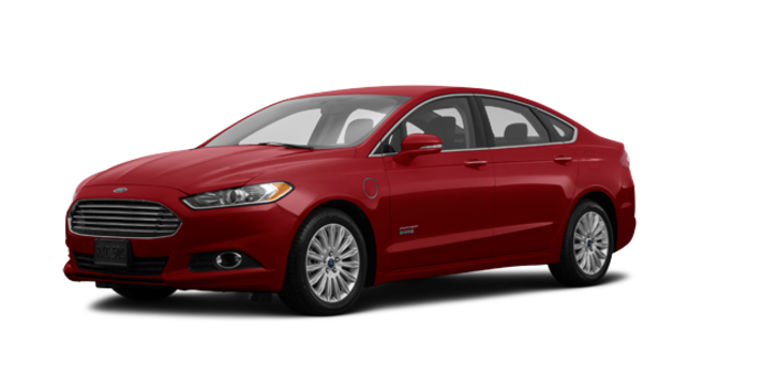 2016 Ford Fusion Energi SE | Photo 6 | Ruby Red