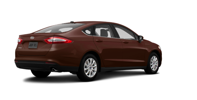 2016 Ford Fusion S | Photo 5 | Bronze Fire