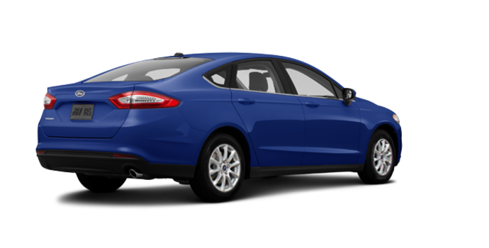 2016 Ford Fusion S | Photo 5 | Deep Impact Blue