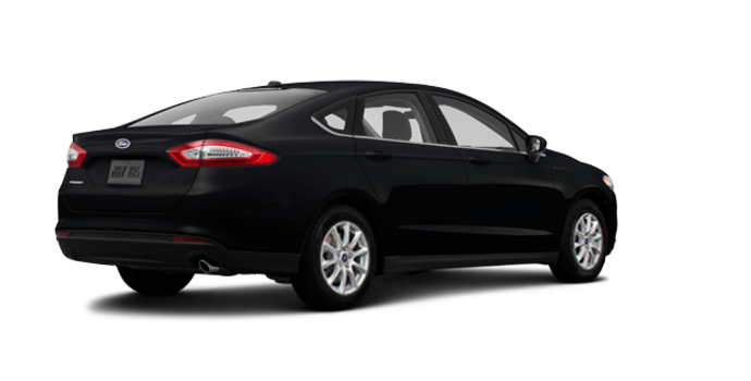 2016 Ford Fusion S | Photo 5 | Shadow Black